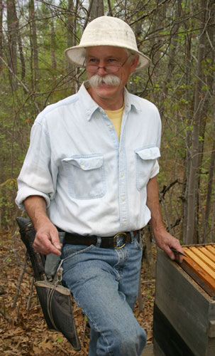 Apiary Inspector Don Hopkins